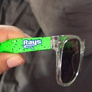Stingrays Allstars cheer sunglasses